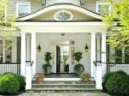 front porches on colonial homes colonial front porch colonial house with porch block and side sun