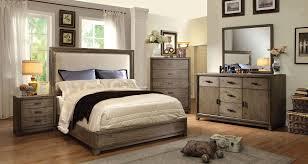 King Bedroom Set Restoration Hardware Transitional Dining Room Bellagrand Cm7738ek Antique Tobacco Oak