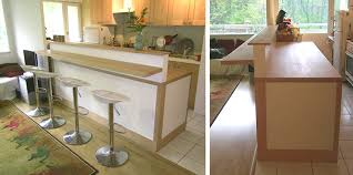 bar meuble cuisine meuble table bar cuisine bar de cuisine avec rangement table