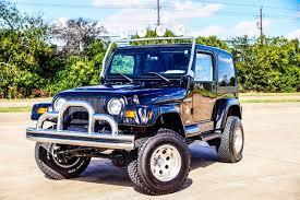 jeep wrangler custom lights 1999 jeep wrangler sahara 4wd hard top lifted suspension