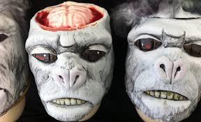 indiana jones temple of doom monkey brains cakes by ann reardon