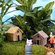 wooden bill and ben garden ornaments garage home decor ideas