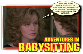 Adventures In Babysitting Meme - the sitter 2011 vs adventures in babysitting 1987 movie