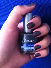 ideal caronia gray nail polish for nail decoration ideas with