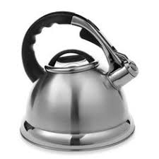 Bed Bath And Beyond Larkspur Creative Home Panorama 3 7 Quart Stainless Steel Tea Kettle