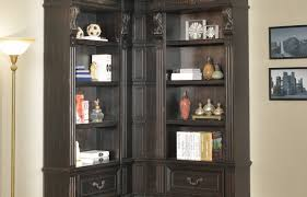 make your own hanging l uncategorized contemporary small home library ideas with l shaped