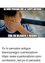 Confession Kid Meme - 25 best memes about confession kid confession kid memes