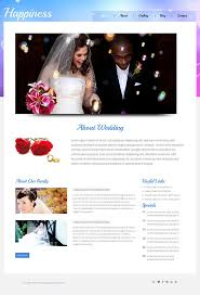 wedding web 70 best wedding website templates free premium freshdesignweb