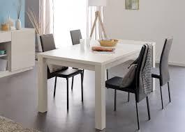 Table De Cuisine En Verre Avec Rallonge by Table De Repas Table à Manger Livraison Gratuite U0026 Rapide