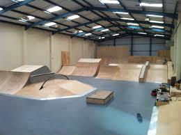 Backyard Bmx Park Charge Unit Norwich Chargeunit Skatepark Norwich Interior