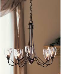 hubbardton forge 103063 trellis 28 inch wide 5 light chandelier
