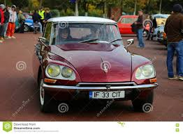 vintage citroen ds citroen ds 1970 old model editorial stock image image 78839779