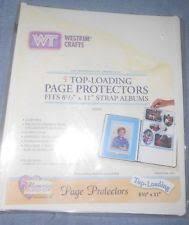 8 1 2 x 11 photo album 8 5 x 11 size scrapbooking hinge albums ebay