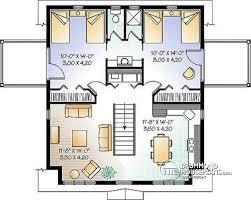 2 bedroom garage apartment floor plans house plan w2931 detail from drummondhouseplans com