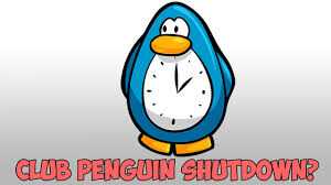 Shut Down Everything Meme - club penguin is shutting down meme youtube