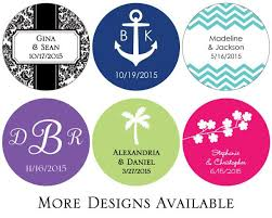 Stickers For Favors by New Personalized Stickers Set Of 48