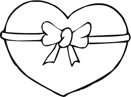 printable valentine coloring pages for preschool 571803 coloring
