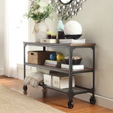 furniture of america royce industrial 60 inch tv stand free