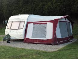 Bradcot Awning Spares Avondale Rialto 535 5 Berth Caravan With Full Bradcot Awning And