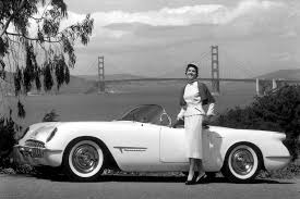 dream garage 1953 chevrolet corvette