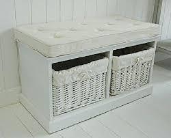bench storage seating white storage bench seat storage bench