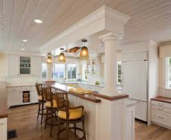 Beach House Kitchens by Outstanding Beach House Kitchen Design Kitchen Beach Style With