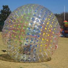 zorb for sale order colour dot balls