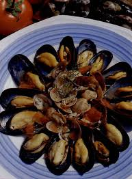cuisiner des palourdes recette moules et palourdes à la marinara