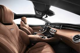 2015 mercedes s class interior 2015 design of the year mercedes s class coupe automobile