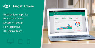 target responsive bootstrap 3 admin template themelock com