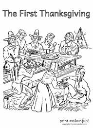 the thanksgiving coloring pages aecost net aecost net