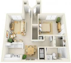 appartement 1 chambre plan 3d appartement 1 chambre 30