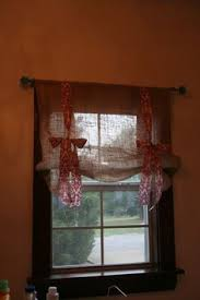 Curtains For Kitchen Window by Skirting The Issue Burlap Doors And Kitchens