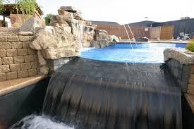 infinity pool benefits u0026 features aqua tech