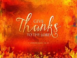 give thanks christian powerpoint template fall thanksgiving