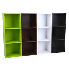 furniture home ot4cubewe 4 cube bookshelf white modern elegant