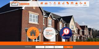 estate agent property website design by experienced design specialists