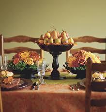 the tea room thanksgiving centerpieces