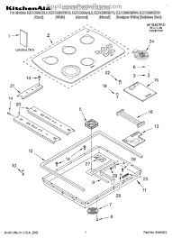 Replacement Glass Cooktop Whirlpool 4455561 Cooktop Glass Black Appliancepartspros Com