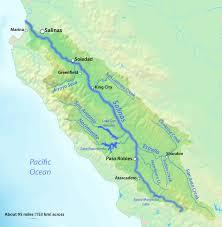 California rivers images File salinas river map jpg wikimedia commons jpg