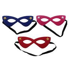 masks for kids 3pcs lot eye felt party mask kids boy girl birthday party dress up