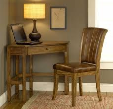 furniture cinnamon cherry corner computer desk saving space for
