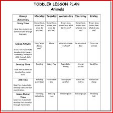 virginia lesson plan template