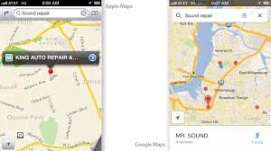 Maps For Google Maps For Ios Review Maps Done Right Gizmodo Australia