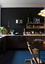 best color for low maintenance kitchen cabinets the best black paint for kitchen cabinets apartment therapy