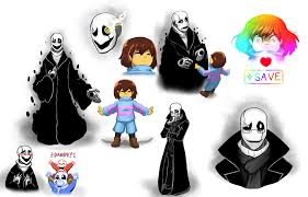 gaster the who speaks in ut doodle gaster frisk by wargreymon43 on deviantart