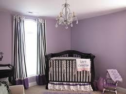 peinture chambre violet la peinture chambre bébé 70 idées sympas