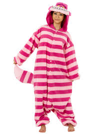 Pajama Halloween Costume Ideas Cheshire Cat Pajama Costume How Fun Is This For A Halloween Pink