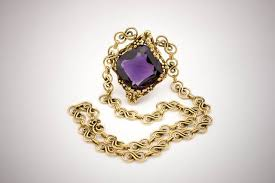 amethyst necklace images Tiffany amethyst necklace smithsonian institution