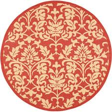 Round Red Rug Cheap Red Outdoor Rug Find Red Outdoor Rug Deals On Line At